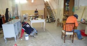 restauro de moveis 300x161 Recolhemos e Fazemos